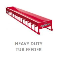 JBM Heavy Duty Tub Feeder