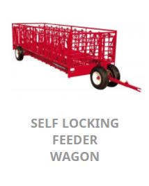 JBM Feeder Wagon
