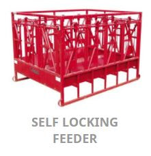 JBM Self Locking Feeder