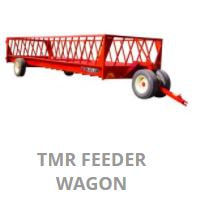 JBM TMR Feeder Wagon
